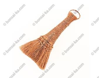 Brosse chinoise Ryuga en fibres végetales longueur 16 cm