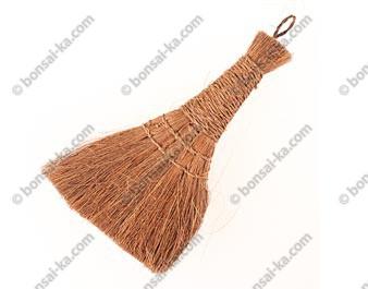 Grande brosse chinoise Ryuga en fibres végétales longueur 25 cm