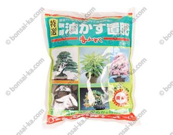 Engrais organique solide japonais Tosho Manzoku gros galets Ø 30 mm sac de 1,7 kg