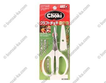 Ciseaux de fleuriste japonais en inox Choki 160mm