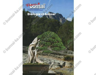 Hors série France Bonsaï Biologie et bonsaï