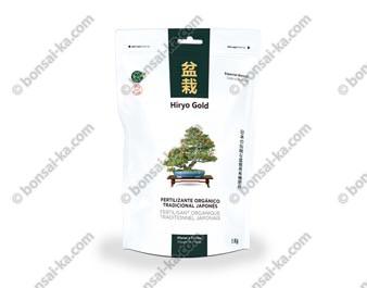 Hiryo Gold fleurs et fruits engrais organique solide microgranules NPK 4-6-8 sac de 1kg