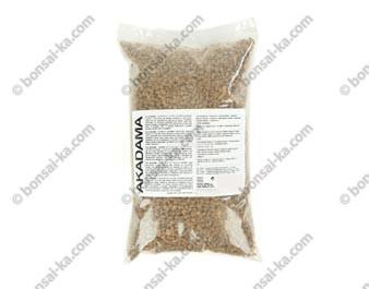 Akadama petite granulométrie 2-6 mm sac de 2 L