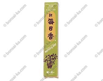 Encens japonais au pin Morning Star 50 bâtons