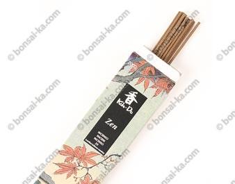 Encens naturel Japonais sans fumée Koh Do Zen bois d'aloès