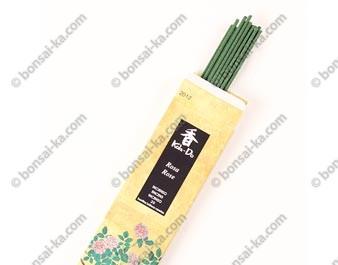 Encens naturel Japonais sans fumée Koh Do Rose