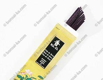 Encens naturel Japonais sans fumée Koh Do Bois de Rose