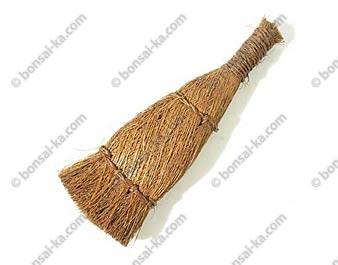 Brosse chinoise en fibres végetales 15cm