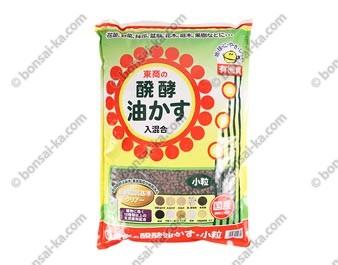 Engrais organique solide japonais Abrakas granulés 4 kg NPK 4-6-2