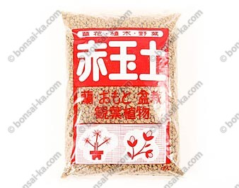 Akadama soft quality petite granulométrie sac de 2 L
