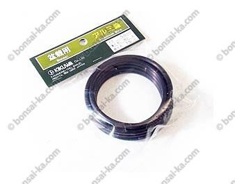 Fil de ligature aluminium 6 mm - 100 grammes