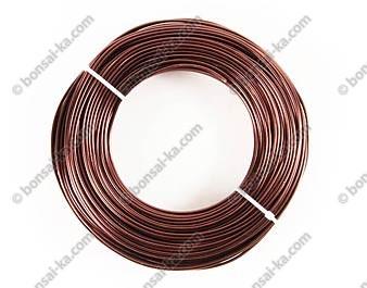 Fil de ligature aluminium 6 mm - 500 grammes