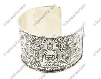 Bracelet Tibétain 5 bouddhas