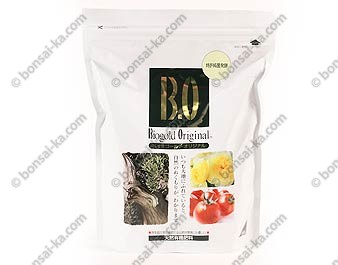 Bio-Gold  engrais organique solide japonais spécial bonsaï - Sac de 240g