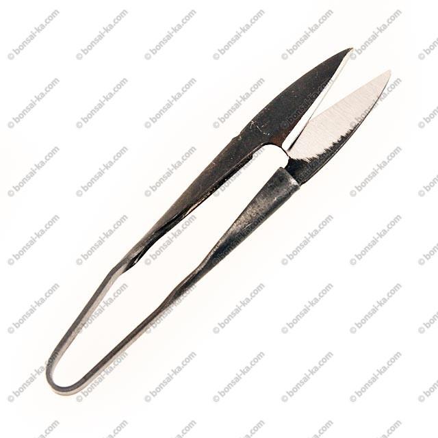 10 récolte Ciseaux knisper Acier Inoxydable Bijoux Ciseaux Feuille Coupe Ciseaux Bonsai-Ciseaux