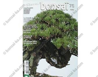 France Bonsaï n°75 - janvier 2010