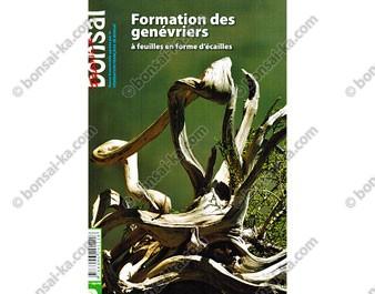 Hors série France Bonsaï La formation des genévriers