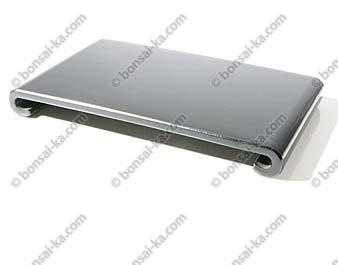 Tablette japonaise en bambou laqué 220x130 mm