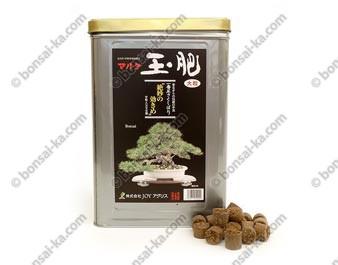Engrais organique solide japonais Tamahi Joy grosses boulettes 8 kg