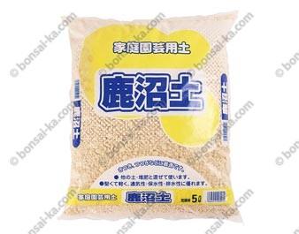Kanuma petite granulométrie sac de 5 L