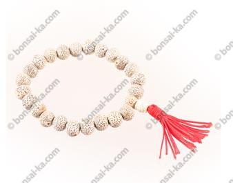 Bracelet-Mala Tibétain graines de lotus