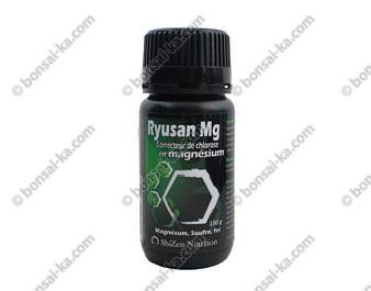 Ryusan MG correcteur de chlorose en magnésium flacon de 140 g