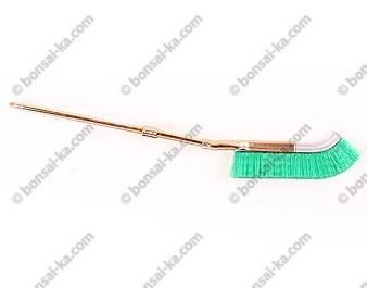 Brosse courbe à brins en nylon 240mm