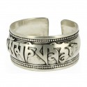 Bracelet Tibétain avec Mantra Om Mani Padme Hum