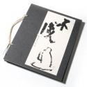 Cahier zen Daruma Jiun XVIIIème siècle