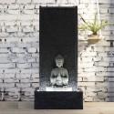 Fontaine d'intérieur Mur d'eau Bouddha XL 100 cm