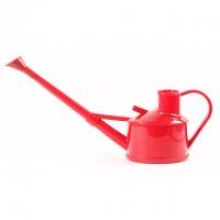 Arrosoir 0,9 L en plastique rouge