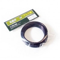 Fil de ligature aluminium 4 mm - 100 grammes