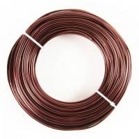 Fil de ligature aluminium 4 mm - 500 grammes