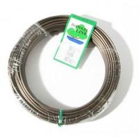 fil aluminium à ligaturer japonais diamètre 4 mm - 500g
