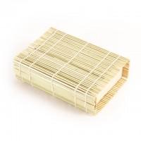 Boite à sushi japonaise en bambou