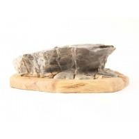 suiseki roche paysage 20 cm sur daï suds121